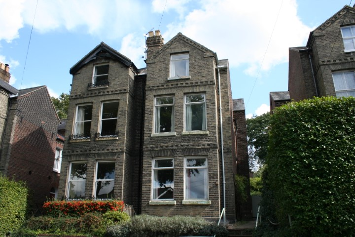 8 mill hill road front elevation - Copy (Small)